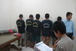 Begadang Sambil Berjudi, Lima Warga Ngadirojo Ditangkap
