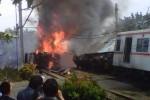 KRL VS TRUK TANGKI : 2 Korban Tewas di RS Suyoto, 8 Korban Dirujuk ke RS Fatmawati