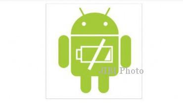 Logo baterai Android (Dok/JIBI)