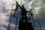 MONUMEN KLATEN : Menko PMK Akan Resmikan Patung Soekarno di Buntalan