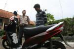 FOTO JAMBRET SOLO : Jambret Penenggak Ekstasi Ditangkap Polisi