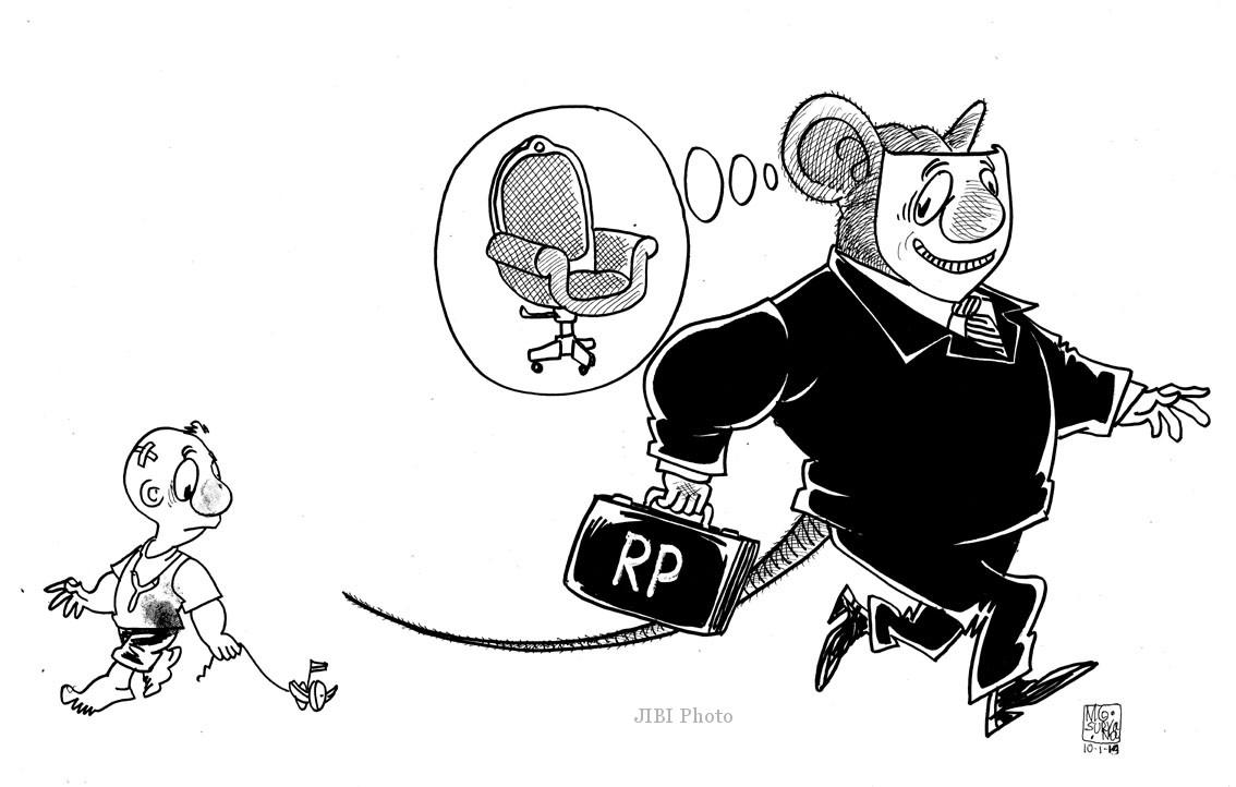 KARIKATUR : Koruptor -Karikatur » SOLOPOS.COM
