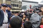 FOTO BANJIR JAKARTA : Ketua Umum PMI Datangi Lokasi