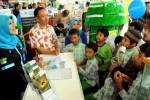 FOTO IB VAGANZA : Bank Syariah Bukopin Sosialisasikan BSB