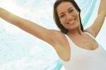 Ilustrasi kulit ketiak yang terhindar dari pigmentasi (healthmeup.com)