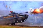 ALUTSISTA TNI : Marinir Terima 37 Tank Amfibi Rusia