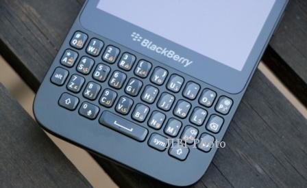 Ilustrasi smartphone anyar Blackberry (crackberry.com)