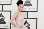Katy Perry saat The 56th Annual Grammy Awards di Los Angeles, California, Amerika Serikat, Rabu (26/1/2014). (JIBI/Solopos/Reuters/Danny Moloshok)