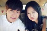 Lee Min Ho dan Park Shin Hye (Soompi.com)