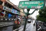 Reklame di Malioboro Akan Diseragamkan