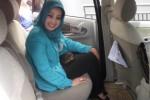 KASUS GLA KARANGANYAR : Rina Iriani Tak Ditahan, Umbar Senyum Seusai Pemeriksaan Ke-3