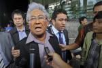 KABAR DUKA : Tembakan Salvo Iringi Pemakaman Adnan Buyung di TPU Tanah Kusir