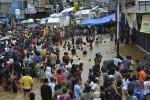 FOTO BANJIR JAKARTA : Jalan Jatinegara Terputus