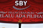 FOTO PELUNCURAN BUKU SBY : Selalu Ada Pilihan