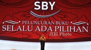 PELUNCURAN BUKU SBY