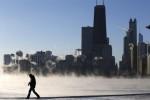 BADAI MUSIM DINGIN : Angin Kutub Menerpa, Amerika Serikat Jadi Negara Beku