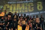FOTO GALA PREMIER COMIC 8 : Penayangan Perdana Film  COMIC 8