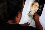 FOTO KARIKATUR GUS DUR : Pembuatan karikatur wajah Gusdur