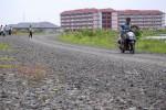 FOTO JALINGKUT  : Jalan Jalur Lingkar Utara Mangkrak