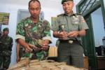 TEMUAN AMUNISI : Cari Tanaman Hias, Petani Jatinom Temukan 356 Butir Peluru