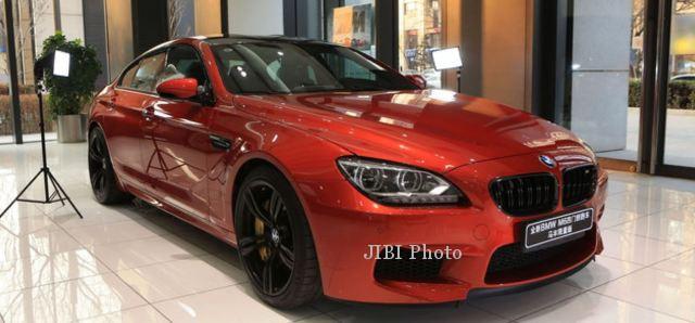 BMW Rilis M5 dan M6 Edisi Imlek