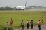 Kemenhub Selidiki Garuda Indonesia yang Mendadak Terbang Lagi Jelang Mendarat