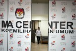 Ilustrasi media center kantor lembaga pelaksana Pemilu 2014 (JIBI/Solopos/Antara/Andika Wahyu)