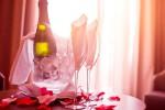 Ilustrasi jamuan Valentines Day (Magforwomen.com)