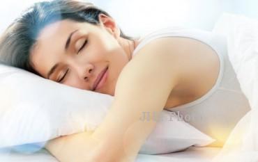 Ilustrasi tidur malam untuk kecantikan (Healthmeup.com)