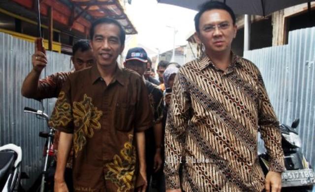 PILGUB DKI JAKARTA : Cerita Ahok, Jokowi, dan Kegalauan PDIP