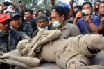GUNUNG SINABUNG MELETUS : Evakuasi Dihentikan, Korban Tewas Belum Tentu 14?