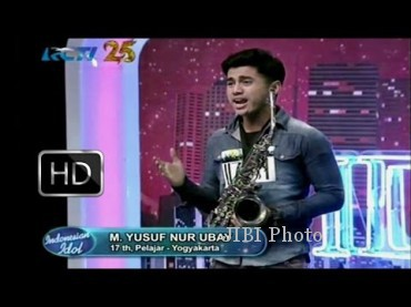 Ubay Indonesian Idol 2014 (Youtube)