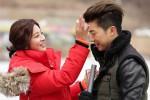 Wooyoung 2PM dan Park Se Young (soompi.com)