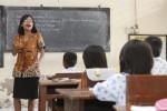 Ilustrasi guru mengajar di kelas (JIBI/Solopos/Dok.)