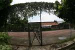 FOTO LAPANGAN TENIS : Rencana Perluasan Kantor Kelurahan Purwosai