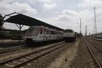 TRANSPORTASI SOLO : PT KAI Gandeng Damri Sinergikan Transportasi