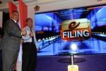 Peresmian pemanfaatan e-Filing (JIBI/Bisnis/Dedi Gunawan)