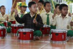 FOTO TK AISYIAH BUDI MULIA : Ekstrakuliler Drum Band