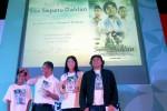 FOTO PELUNCURAN FILM SEPATU DAHLAN : Film Masa Kecil Dahlan Iskan