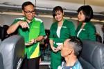 FOTO RUTE BARU PENERBANGAN : Citilink Layani Surabaya-Johor