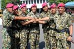 FOTO MUTASI TNI : Jabatan di Tubuh TNI Diserahterimakan