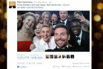 PIALA OSCAR 2014 : Foto Selfie Pemenang Oscar Diretweet 3 Juta Kali