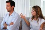 Ilustrasi pasangan kekasih yang tengah dilanda konflik (Magforwomen.com)