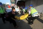 KECELAKAAN SUKOHARJO : Laka Tunggal, Korban Tewas Berniat Salip Bus