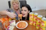 KISAH UNIK : Wah, Remaja Ini Hanya Mau Makan Spageti Kaleng…