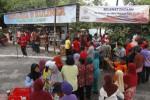 WISATA KULINER SOLO : Kuliner dan Rest Area Kampoeng Batik Laweyan Sepi Pengunjung