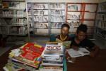 HASIL PENELITIAN : Penyuka Buku Cenderung Lebih Ramah