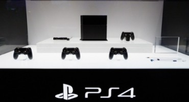 Ilustrasi mesin game konsol PS4 (Theguardian.com)