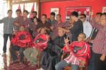 HASIL PILPRES 2014 : Jokowi Terpilih, Puluhan Warga Aksi Cukur Gundul