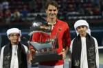 DUBAI TENNIS CHAMPIONSHIPS : Taklukkan Berdych, Federer Tampil sebagai Juara